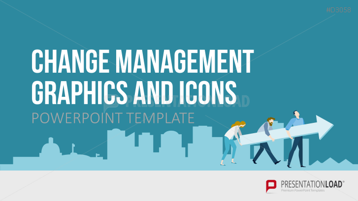 Change Management Graphics and Icons