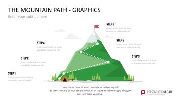 Mountain Path – Graphics _https://www.presentationload.com/mountain-path-graphics.html
