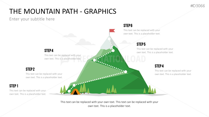 Mountain Path – Graphics