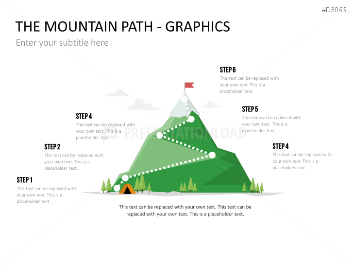 Mountain Path – Graphics _https://www.presentationload.com/mountain-path-graphics.html