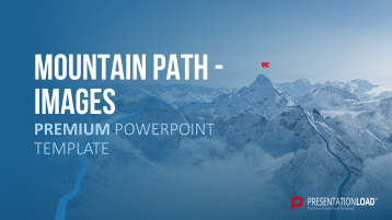 Mountain Path Images _https://www.presentationload.com/powerpoint-template-mountain-images.html