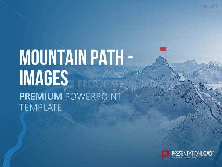 Berg-Infografiken 2 (Bilder) _https://www.presentationload.de/powerpoint-vorlage-berg.html