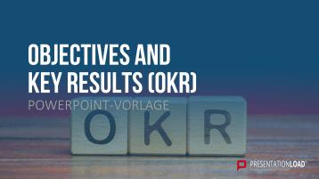 OKR Methode _https://www.presentationload.de/management/OKR-Methode.html