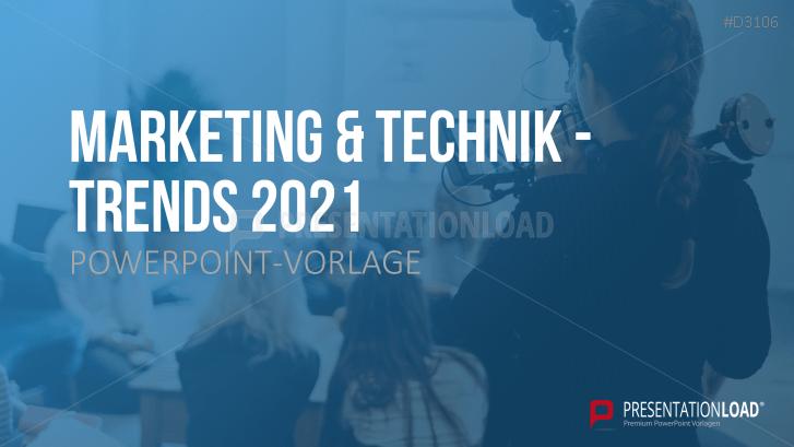 Marketing und Technik Trends 2021