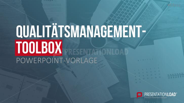 Qualitätsmanagement-Toolbox
