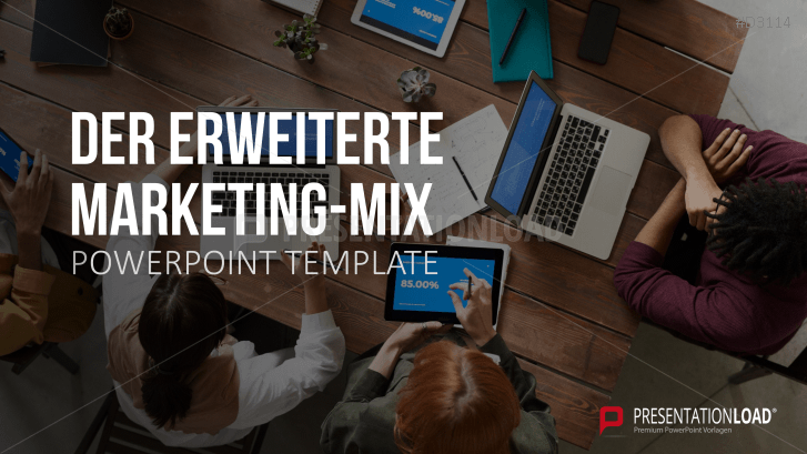 Der erweiterte Marketing-Mix
