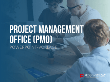 Project Management Office (PMO) _https://www.presentationload.de/project-management-office-pmo-ppt-vorlage.html