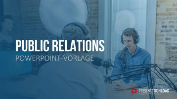 Public Relations (PR) _https://www.presentationload.de/public-relations-powerpoint-vorlage.html