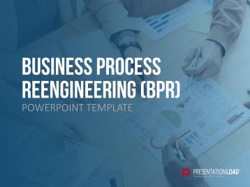 Reingeniería de procesos de negocio (BPR) _https://www.presentationload.es/reingenieria-de-procesos-de-negocio-powerpoint-plantilla.html