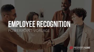 Employee Recognition _https://www.presentationload.de/employee-recognition-ppt-vorlage.html