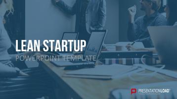 Lean Startup _https://www.presentationload.com/lean-startup-ppt-template.html