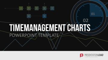 Zeitmanagement Charts _https://www.presentationload.de/zeitmanagement-ppt-praesentation/Zeitmanagement-Charts.html