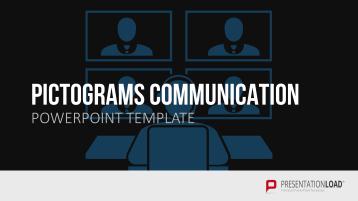 Pictograms – Communication _https://www.presentationload.com/pictograms-communication.html