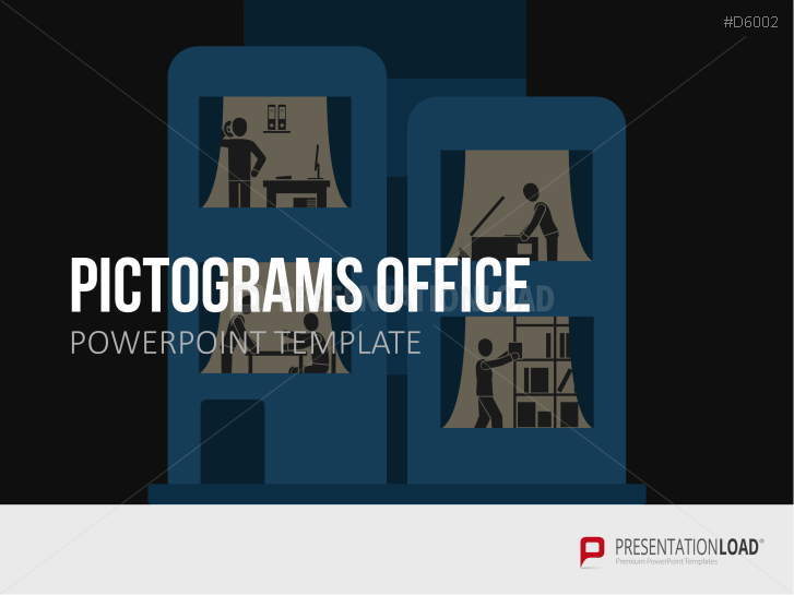Pictograms Office _https://www.presentationload.de/pictograms-office.html