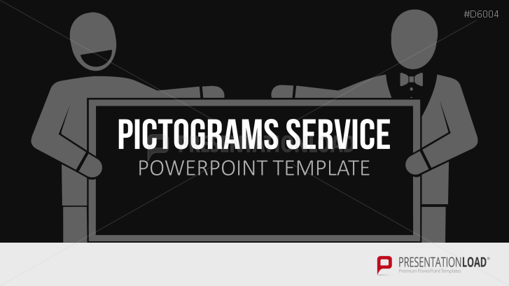 Pictogrammes Service