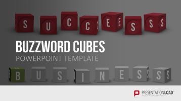 Buzzword Cubes _https://www.presentationload.com/buzzword-cubes-1-1.html