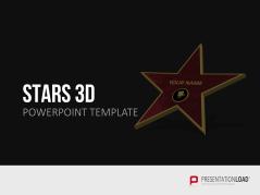 Stars 3D _https://www.presentationload.com/3d-stars.html