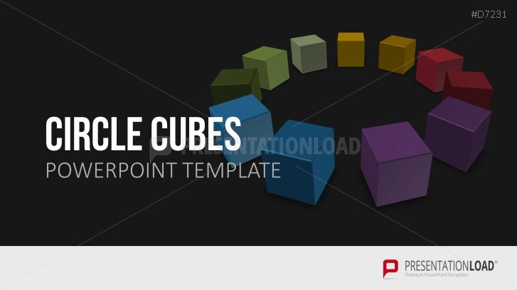 Circle Cubes