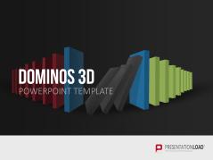 3D - Dominosteine _https://www.presentationload.de/dominosteine-3d.html