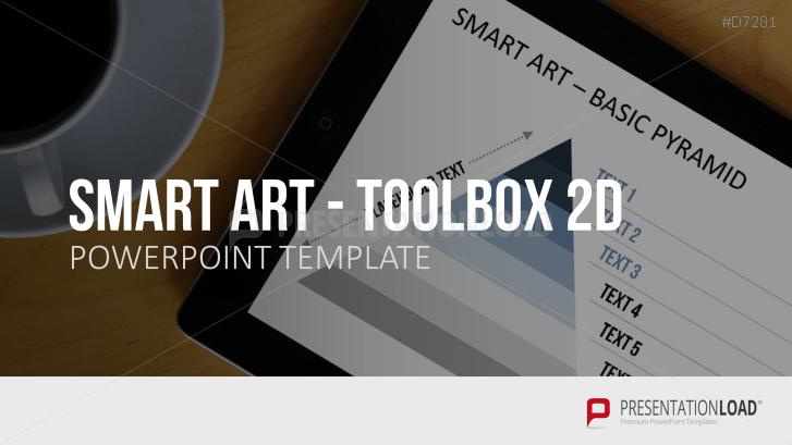 SmartArt - Toolbox 2D