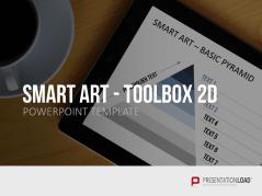 SmartArt- Caja de herramientas bidimensional _https://www.presentationload.es/smartart-toolbox-1.html