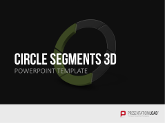 Circle Segments 3D _https://www.presentationload.com/3d-circle-segments.html