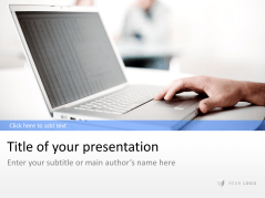 Laptop _https://www.presentationload.de/laptop.html