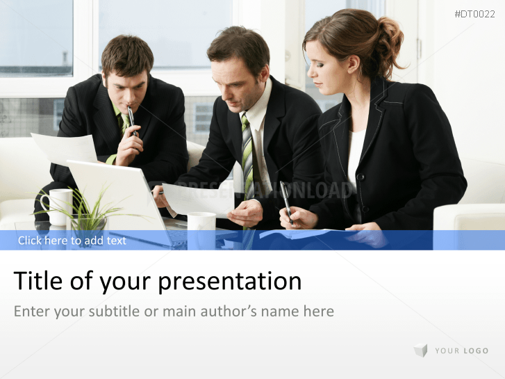 Business Meeting _https://www.presentationload.de/businessmeeting.html