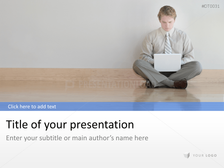 Man with Laptop _https://www.presentationload.com/man-laptop.html