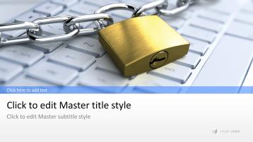 Keyboard with Lock (Security) _https://www.presentationload.com/keyboard-lock-security.html