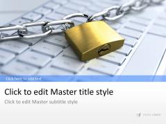 Teclado con candado (seguridad) _https://www.presentationload.es/keyboard-lock-security-1.html