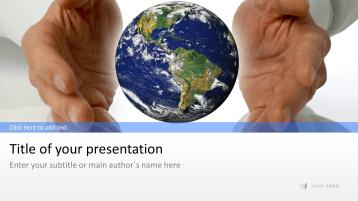 Globe with Hands _https://www.presentationload.com/globe-hands.html