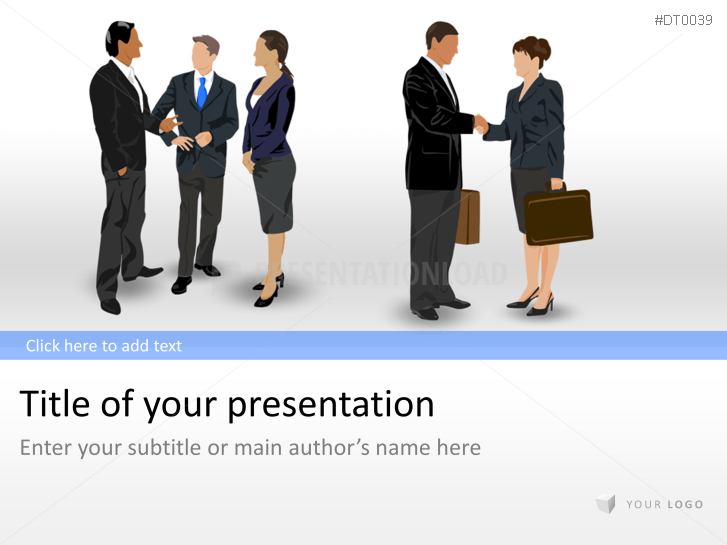 Business Silhouetten _https://www.presentationload.de/business-silhouetten.html