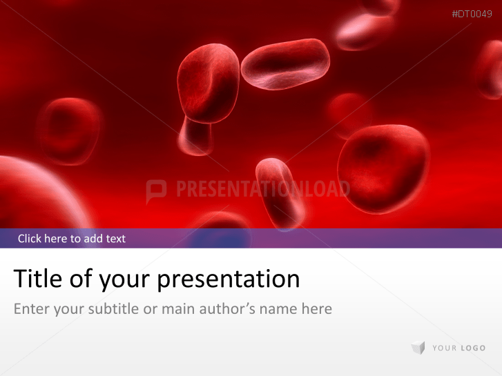Célula sanguínea _https://www.presentationload.es/blood-cells-1.html