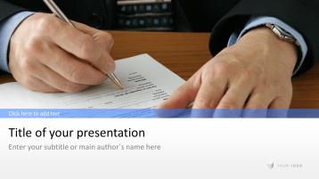 Vertrag / Vertragsabschluss _https://www.presentationload.de/vertragsabschluss.html