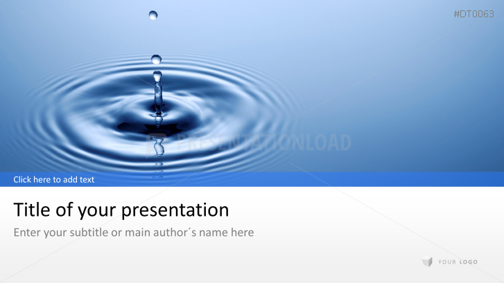 Water Drop 1