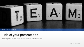 Würfel - Team _https://www.presentationload.de/wuerfel-team.html