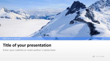 Berggipfel 2 _https://www.presentationload.de/berggipfel-2.html