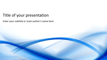 Abstrakte Welle _https://www.presentationload.de/abstrakte-welle.html