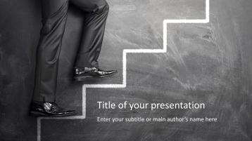 Erfolgreicher Weg _https://www.presentationload.de/erfolgreicher-weg.html