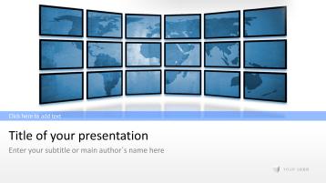 Fernseher - Bildschirme _https://www.presentationload.de/branchen/computer/Fernseher-Bildschirme.html