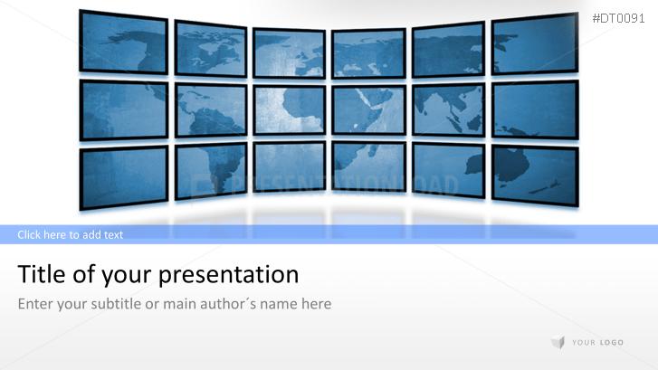 Fernseher - Bildschirme