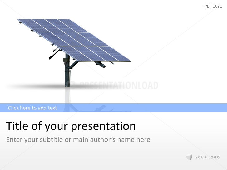 Energía solar _https://www.presentationload.es/solar-power-1.html