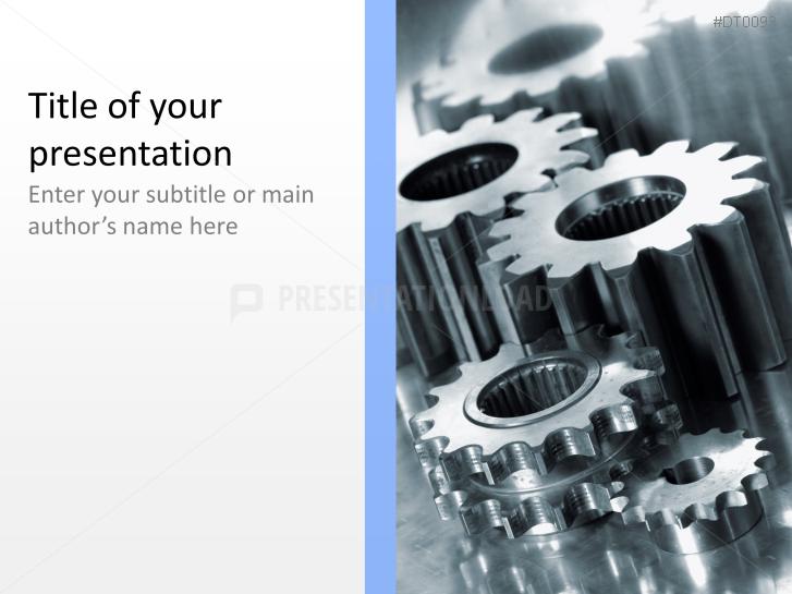 Engrenages 3 _https://www.presentationload.fr/gear-wheels-3.html