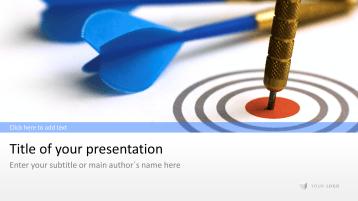 Dart Pfeile _https://www.presentationload.de/powerpoint-design/Dart-Pfeile.html