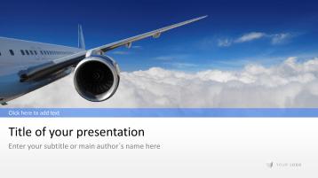 Airline _https://www.presentationload.com/airline.html