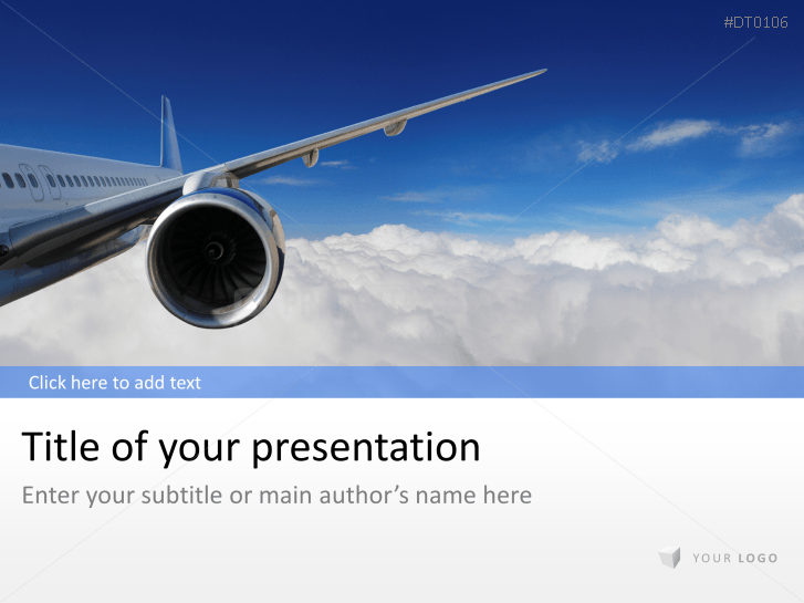 Airline _http://www.presentationload.com/airline.html