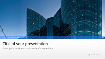 Bürogebäude _https://www.presentationload.de/buerogebaeude.html