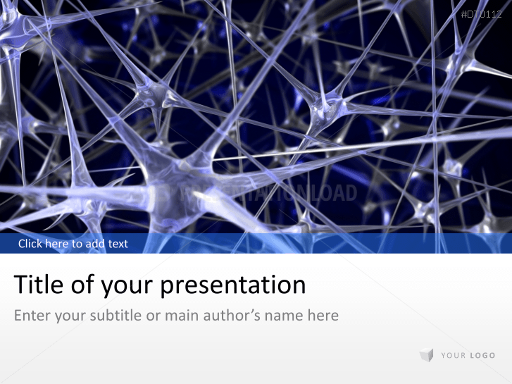 Neuronal Network _https://www.presentationload.com/neuronal-network-1.html