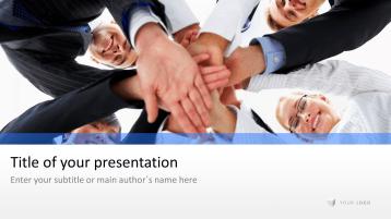 Teamwork _https://www.presentationload.de/teamwork.html